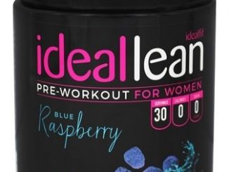 ideal lean pre-workout review